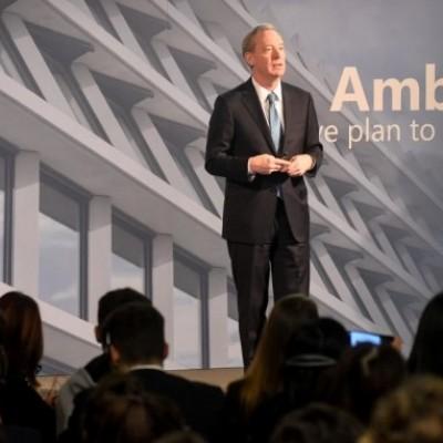 Intelligenza Artificiale, il futuro secondo Brad Smith President e Chief Legal Officer di Microsoft