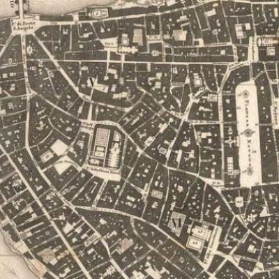 Progetto Mapire. Ecco Google Maps vintage, come erano l'Italia e l'Europa nell'Ottocento
