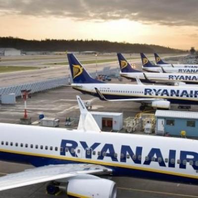 Ryanair, nuove rotte per Bari e Brindisi