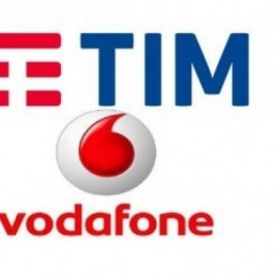 5G, Vodafone e TIM in partnership per la condivisione della rete mobile