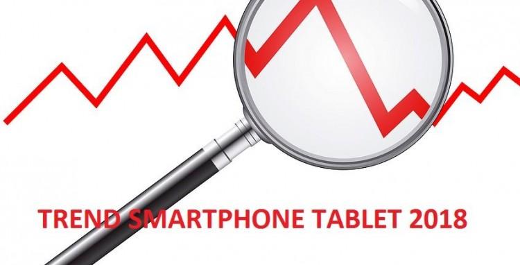 Smartphone e Tablet, vendite flop ma con alcuni vendor che crescono