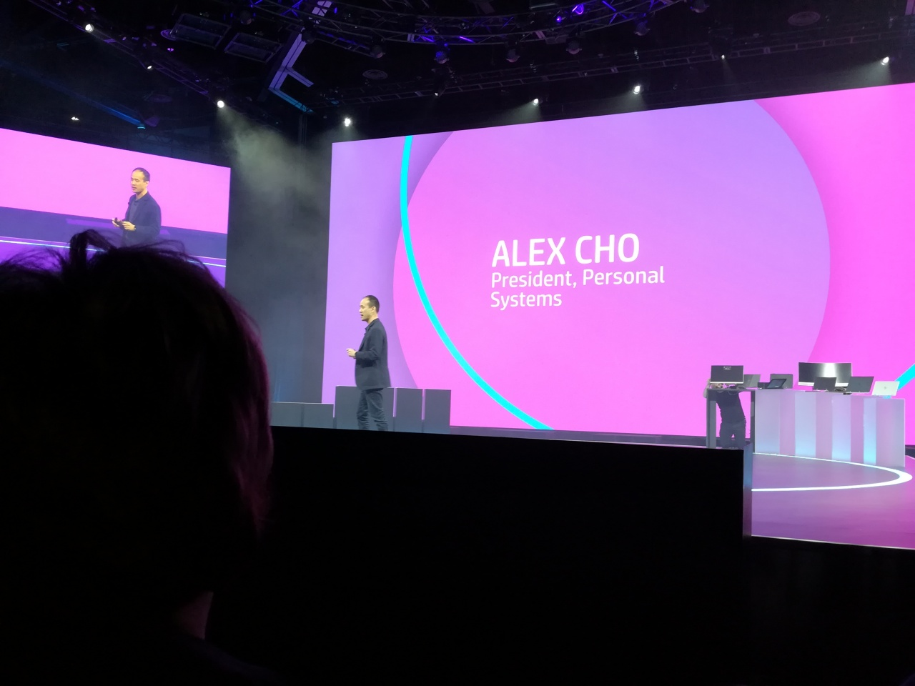 alex cho hp