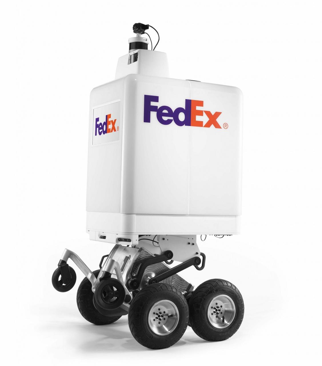 fedex robot corriere