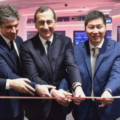 Huawei crede nell'Italia. Nuova sede a Milano