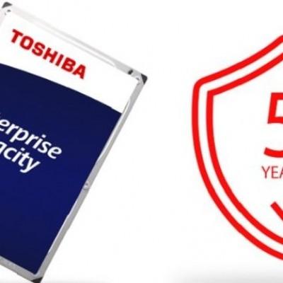 HDD interni, Toshiba con Tech Data