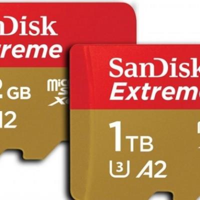 Vuoi archiviare i dati velocemente? Ecco la scheda microSD più veloce al mondo