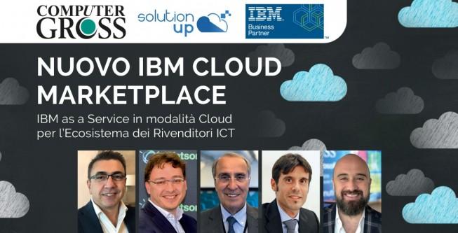 Computer Gross e il caso del cloud marketplace dedicato a IBM . «Una piattaforma di valore che è già eccellenza europea»