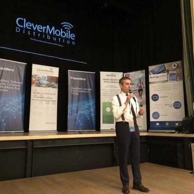 CleverMobile Distribution, così il mobile e la sicurezza degli smartphone scatenano il valore del canale