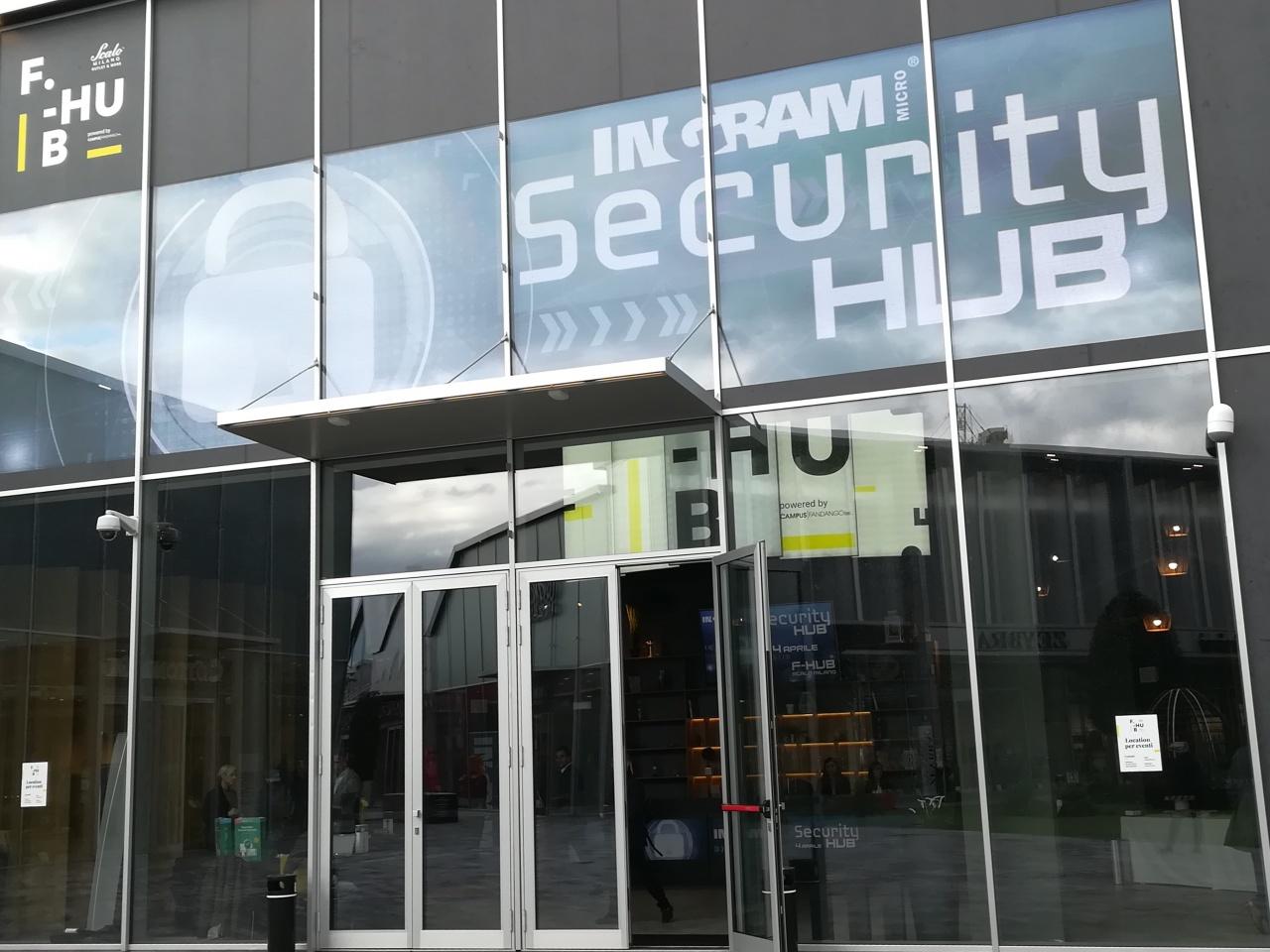 ingram security hub 2