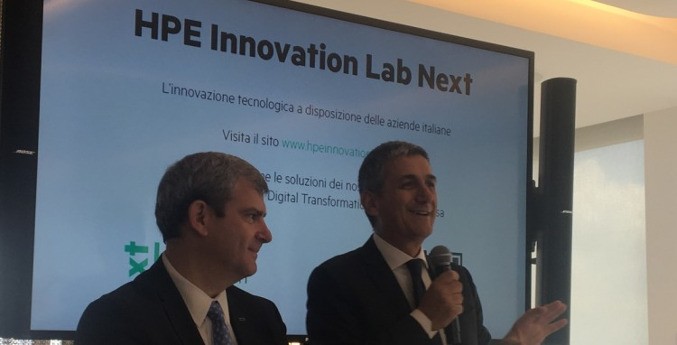 Hpe Innovation Lab, al via la fase Next. Sei partner a bordo per un investimento da 8 milioni di euro