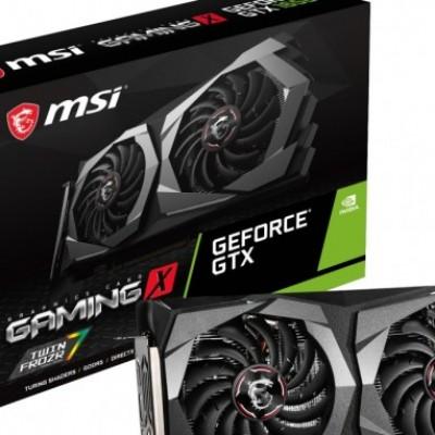 Videogiochi al top con le nuove schede grafiche GeForce GTX 1650