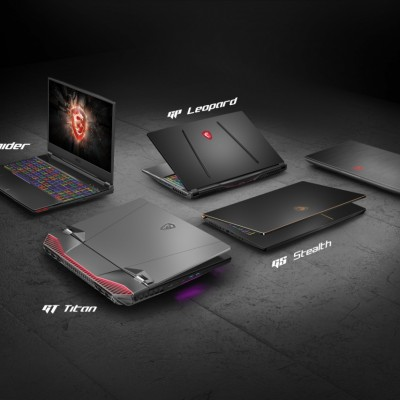 Computex 2019, da MSI i nuovi gaming notebook GT76 Titan e GE65 Raider