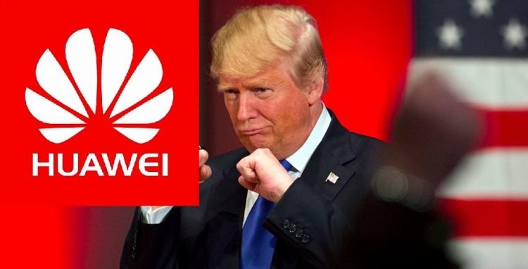 Trump ha deciso che devo buttare il mio cellulare Huawei…