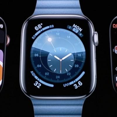 Apple watchOS 6, in arrivo nuove funzioni per la salute e il fitness