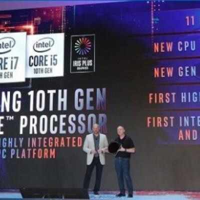 Intel, debuttano i nuovi processori Intel Core di decima generazione