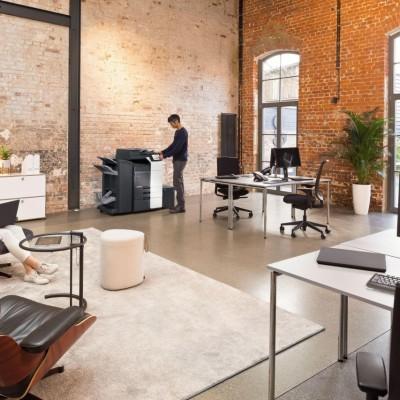 Konica Minolta, ecco bizhub i-Series la visione 'smart' del printing nelle imprese