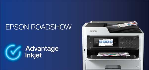 roadshow epson advantageinkjet