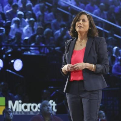 Microsoft Inspire 2019, Gavriella Schuster «Il cloud ha reso migliore il nostro canale e la nostra relazione con i partner»