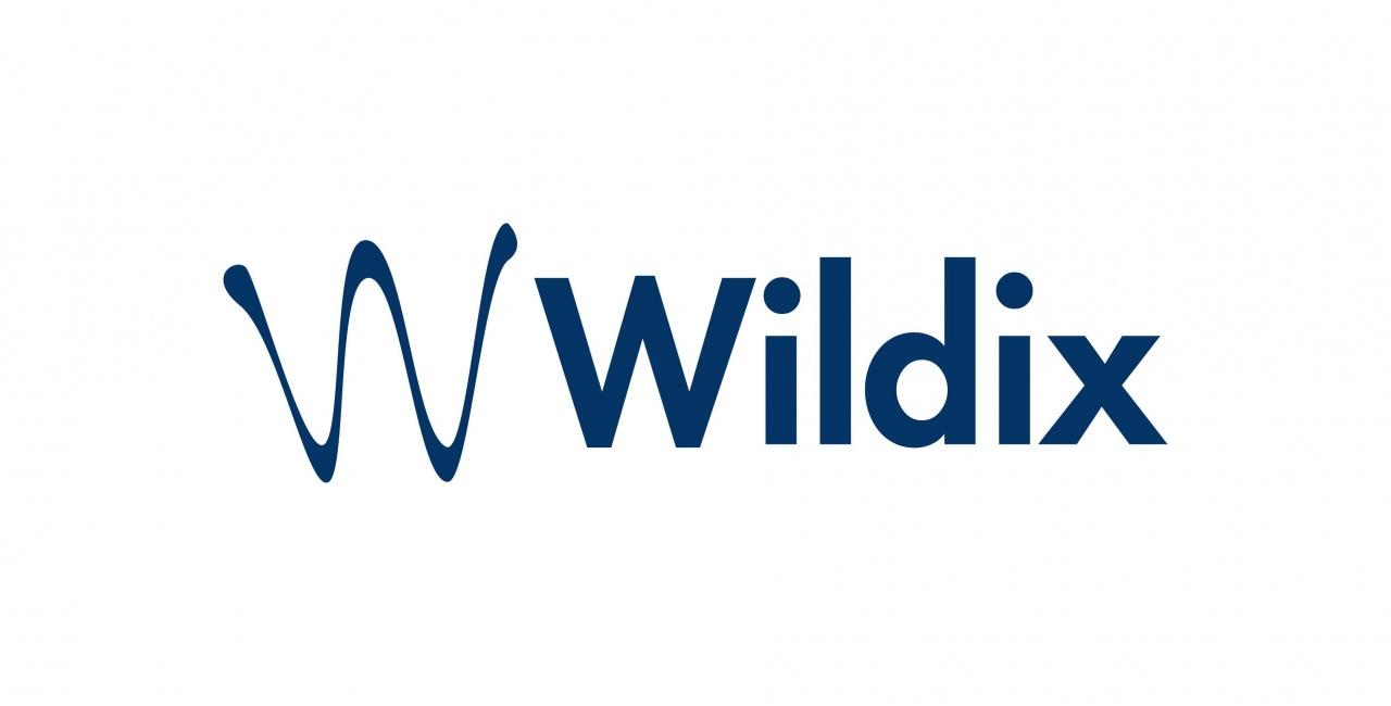 logo wildix blu