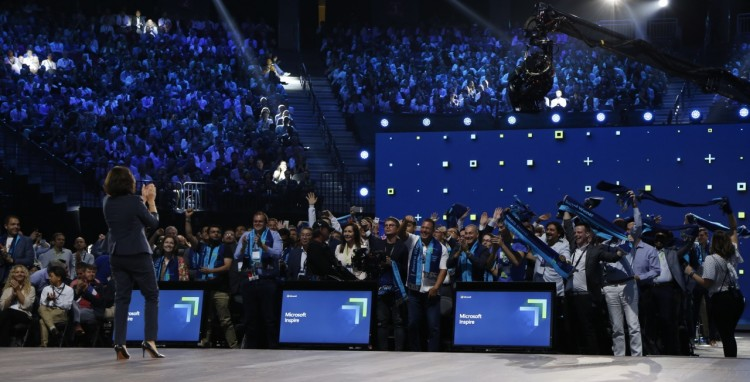 Microsoft Inspire 2019 e il record italiano «Miglior country worldwide»