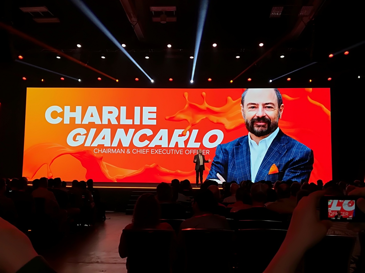 charlie giancarlo