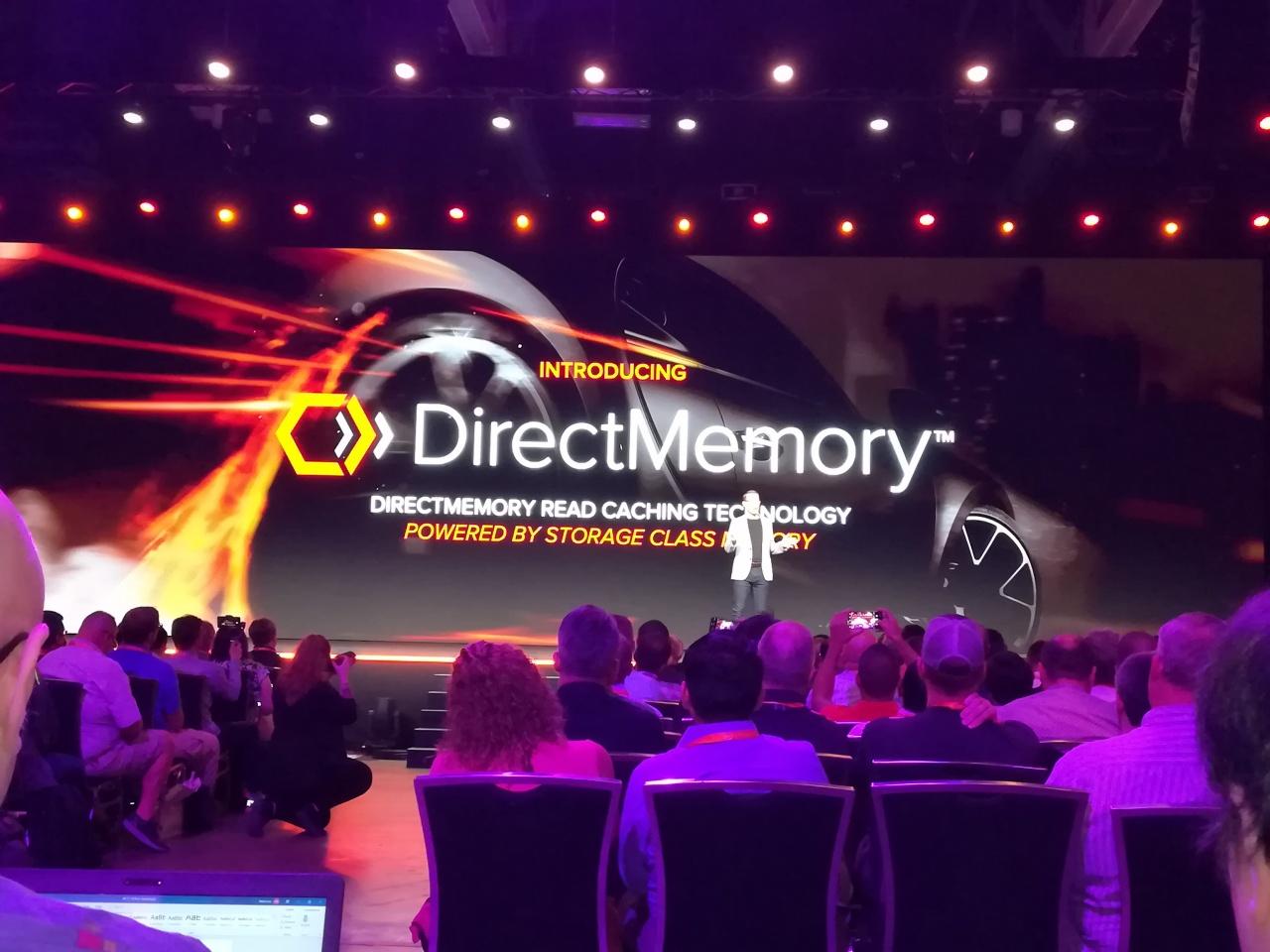 direct memory