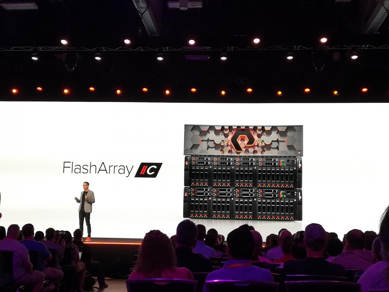 flash array c