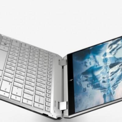 HP  Spectre x360 13, il più piccolo convertibile al mondo