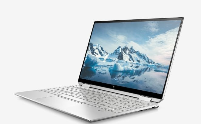 hp spectre x360 13 natural silver