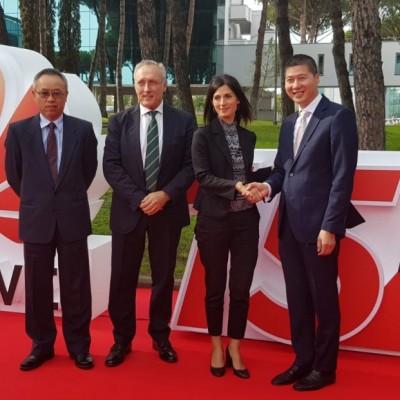 Huawei, nuovi uffici romani a disposizione di imprese, start-up e Pubblica Amministrazione