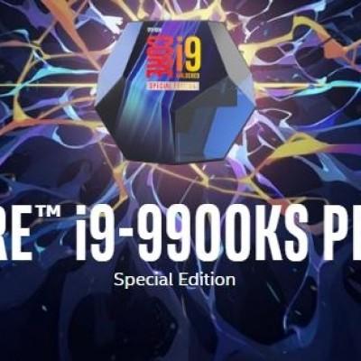 Intel Core i9-9900KS Special Edition, l'overclocking è disponibile dal 30 ottobre