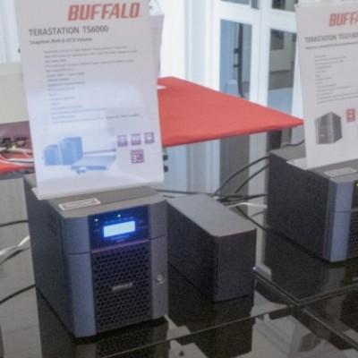 NAS, Buffalo lancia nuove TeraStation