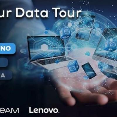 Save your data tour, parte il roadshow della rivoluzione digitale… dei dati