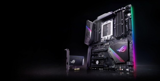 Asus, nuove schede madri basate su chipset TRX40