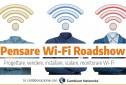 """Aikom, al via il roadshow """"Pensare WiFi"""""""