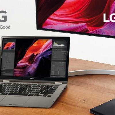 LG, ecco i notebook LG GRAM