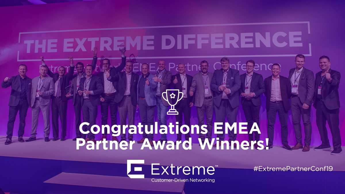 partner conference fy20 emea award winners social image