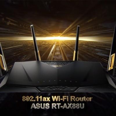 Il router Asus RT-AX88U è certificato Wi-Fi 6