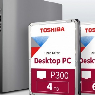 Toshiba, nuovi hard disk da 4TB e 6TB