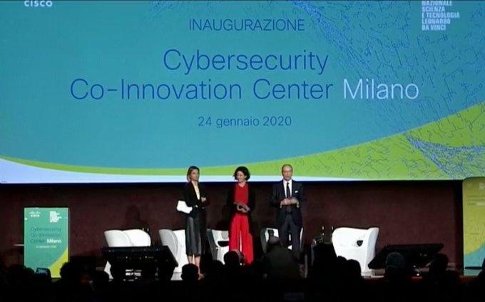Cisco, debutta a Milano il Cybersecurity Co-Innovation Center