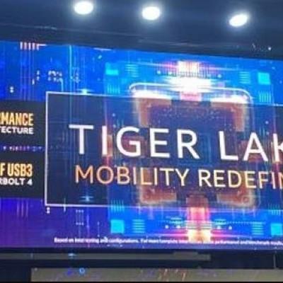 Intel, nuovi processori Tiger Lake e nuova architettura grafica