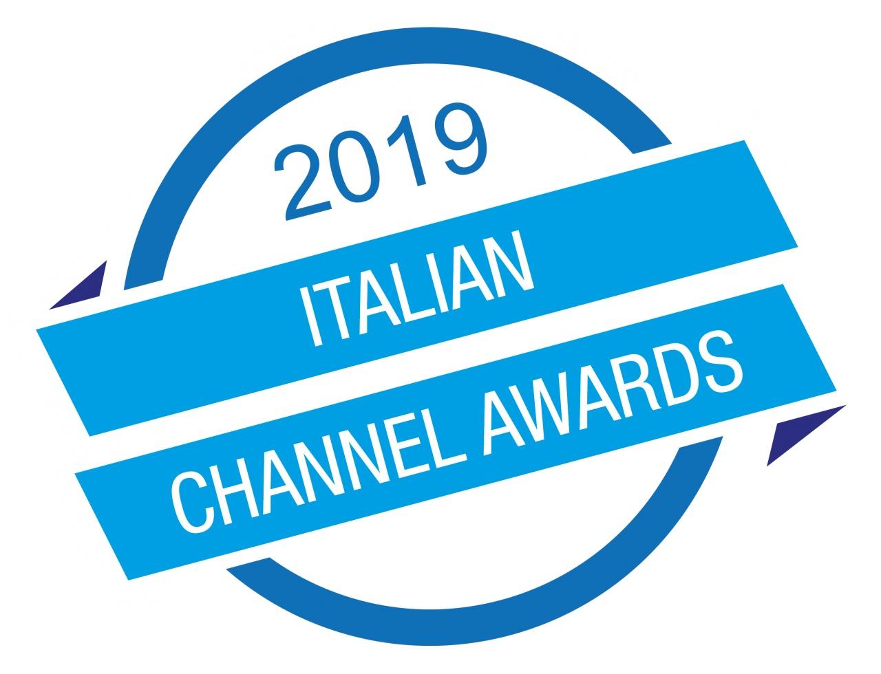 logo italianchannelawards 2019