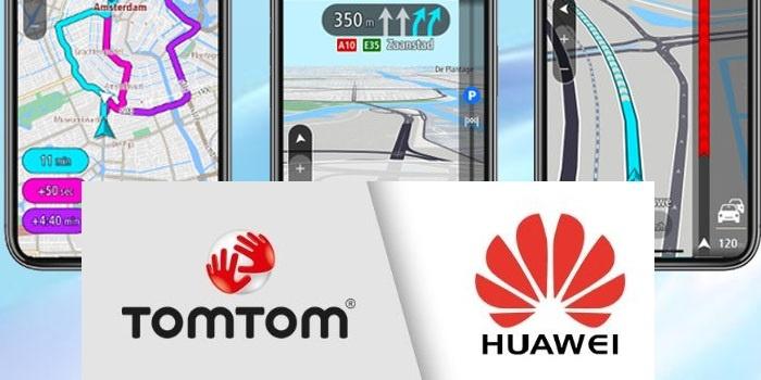Mappe e nuovi smartphone, le novità di Huawei