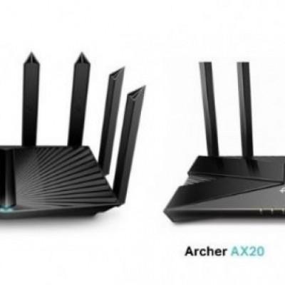 CES 2020: TP-LINK rinnova la gamma Router e Range Extender in ottica Wi-Fi 6