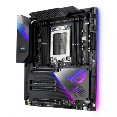Asus, ecco le nuove motherboard serie TRX40 per la Cpu AMDRyzenThreadripper3990X