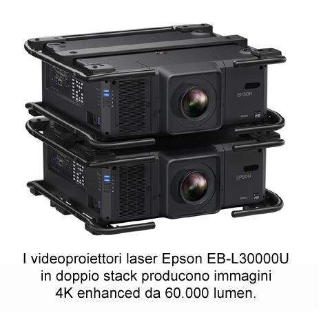 epson videoproiettori ise 2020
