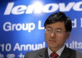 lenovo yang yuanqing