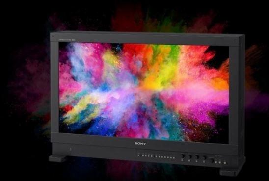 sony monitor 4k hdr