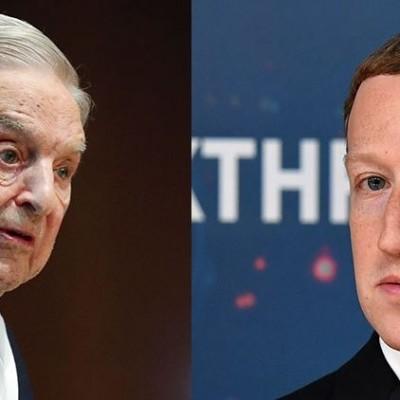 Facebook, Soros contro Zuckerberg