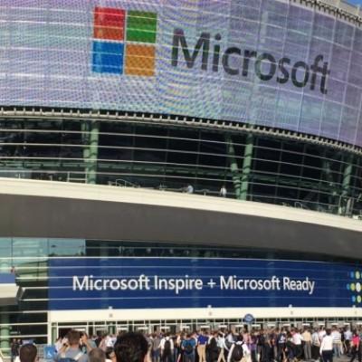 Covid-19, cancellato anche Microsoft Inspire